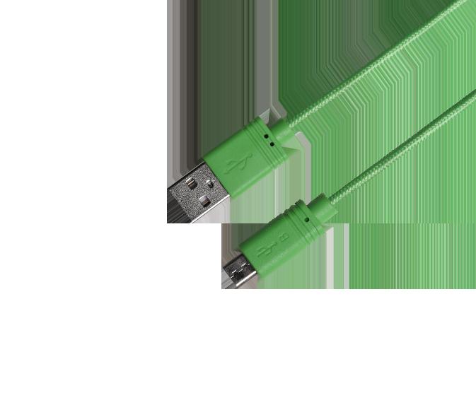 6.  USB2.0 安卓micro-USB编织数据线、充电线